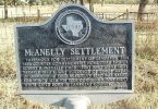 McAnelly Settlement, Bend, Texas