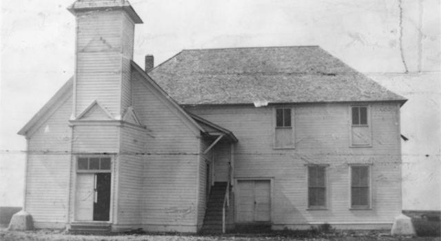 Haslet Church