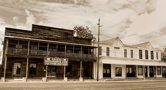 Fayetteville by Betty Lynne