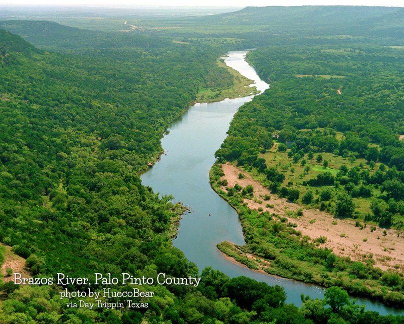 Brazos River by HuecoBear
