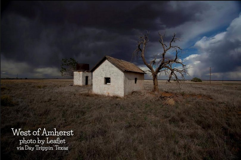 West of Amherst by Leaflet