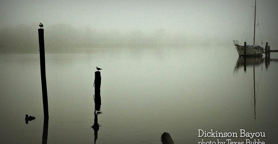 Dickinson Bayou by Texas Bubba