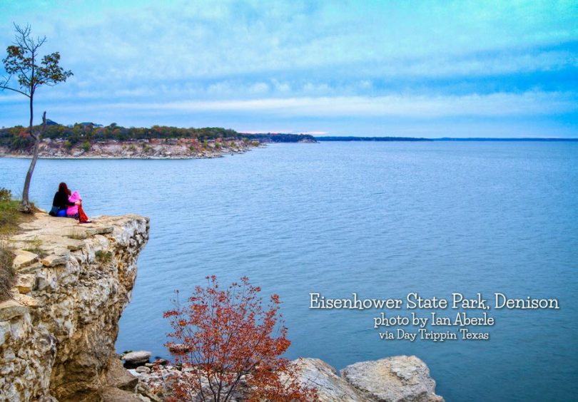 Eisenhower State Park in Denison by Ian Aberle
