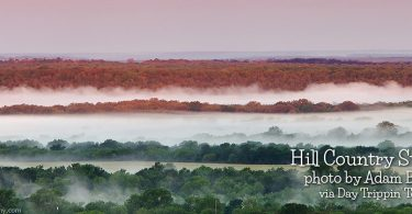 Hill Country Sunrise by Adam Barker