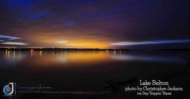 Lake Belton by Christopher Jackson