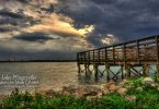 Lake Pflugerville by Mark T. Porter