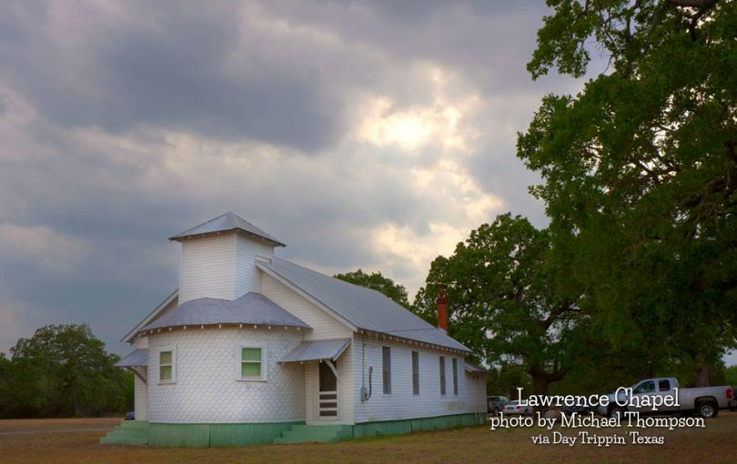 Lawrence Chapel in Williamson County by Michael Thompson