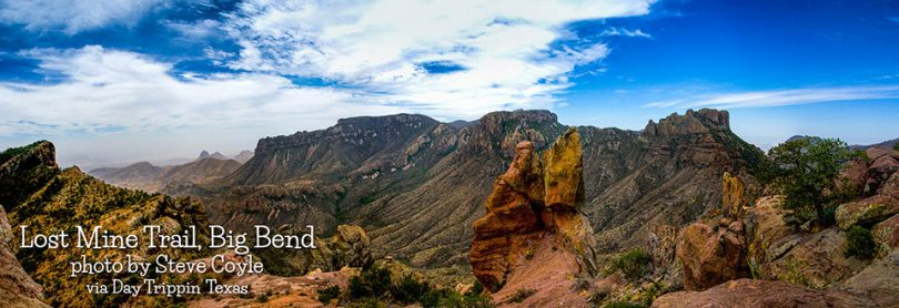Lost Mine Trail in Big Bend by Steve Coyle