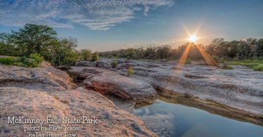 McKinney Falls State Park by Ellen Yeates