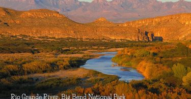 Rio Grande in Big Bend