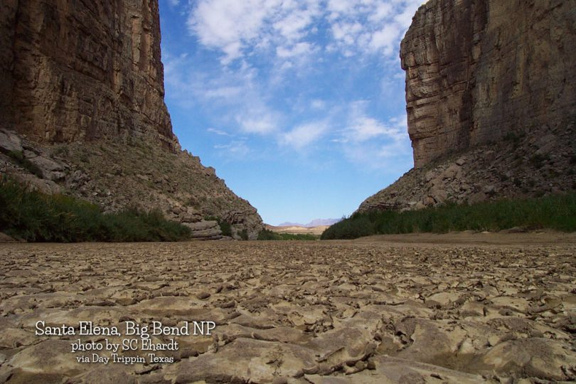 Santa Elena in Big Bend NP by SCEhardt