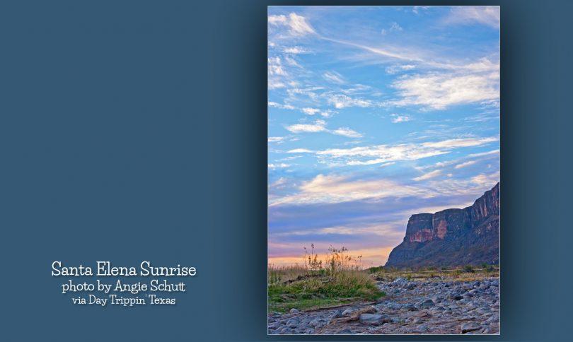 Santa Elena Sunrise by Angie Schutt