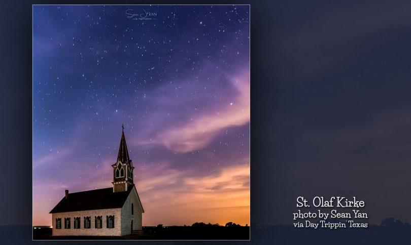 St Olaf Kirke by Sean Yan