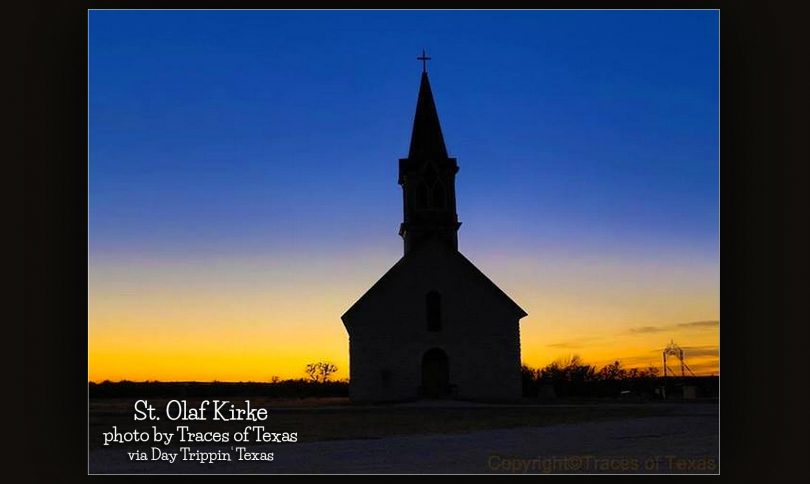 St Olaf Kirke by Traces of Texas