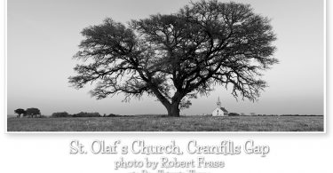 St Olafs in Cranfills Gap by Robert Frase