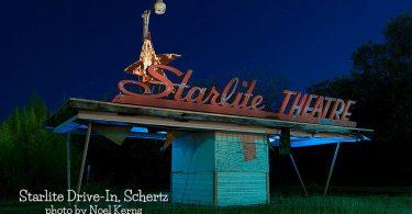 StarLite Drive In by Noel Kerns