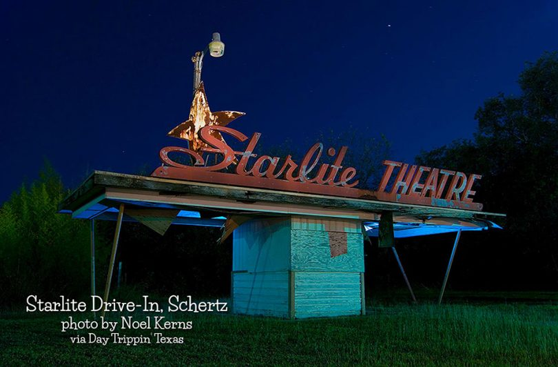 StarLite Drive In by Noel Kerns