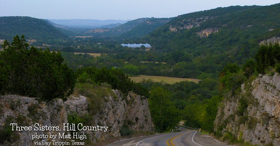Three Sisters in the Hill Country by Matt High