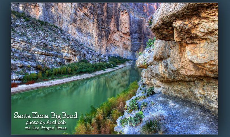 Santa Elena in Big Bend by Archbob