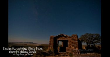 Davis Mountains State Park by Melany Sarafis-960