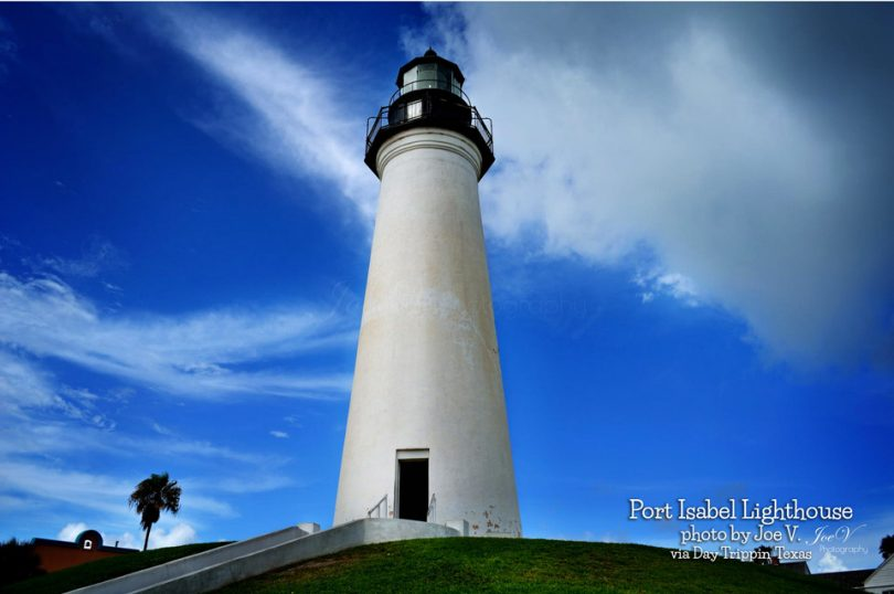 Port Isabel Lighthouse by Joe V.