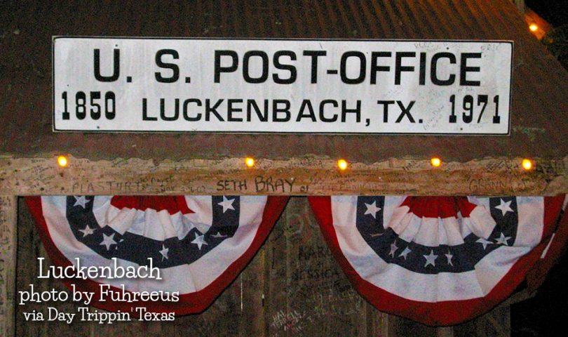 Luckenbach by Fuhreeus