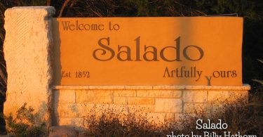 Salado by Billy Hathorn