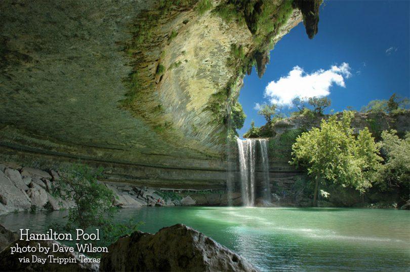 Hamilton Pool in Dripping Spring by DaveWilson