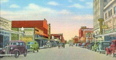 Del Rio postcard