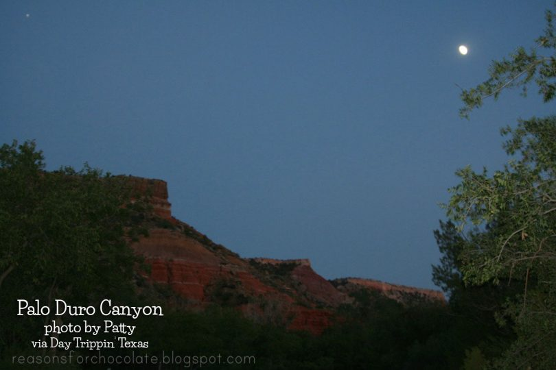 Palo Duro Canyon by Patty
