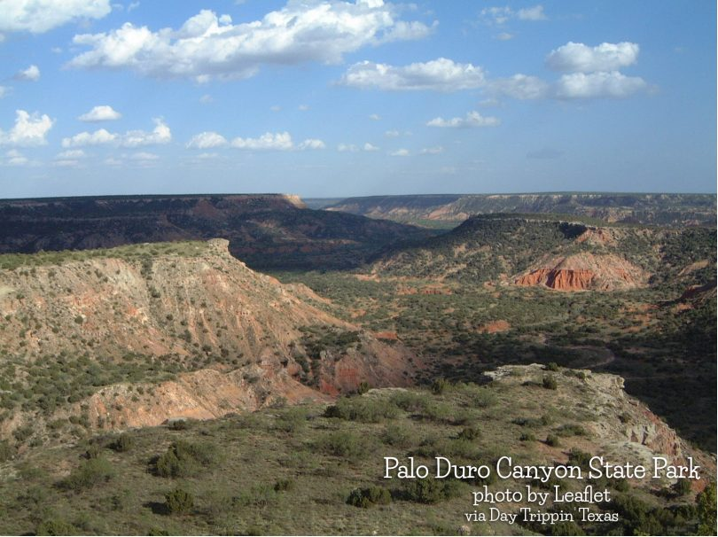 Palo Duro State Park by Leaflet