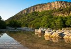 Frio River, Garner State Park by Richard Wilbourn
