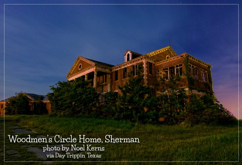 Woodmen's Circle Home in Sherman by Noel Kerns