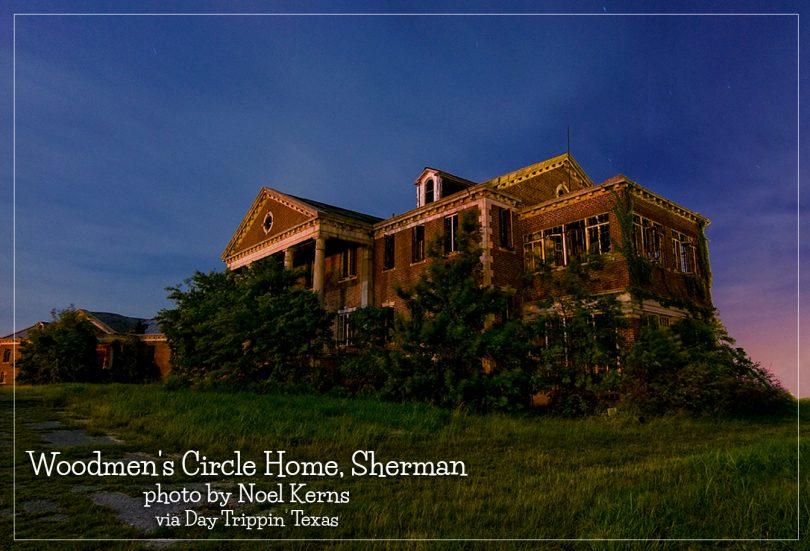 Woodmen's Circle Home in Sherman by Noel Kerns
