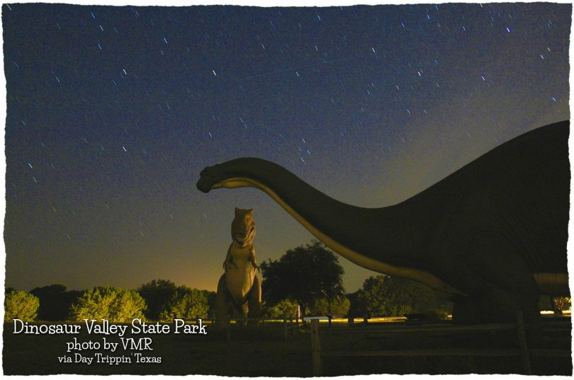 Dinosaur Valley SP by VMR